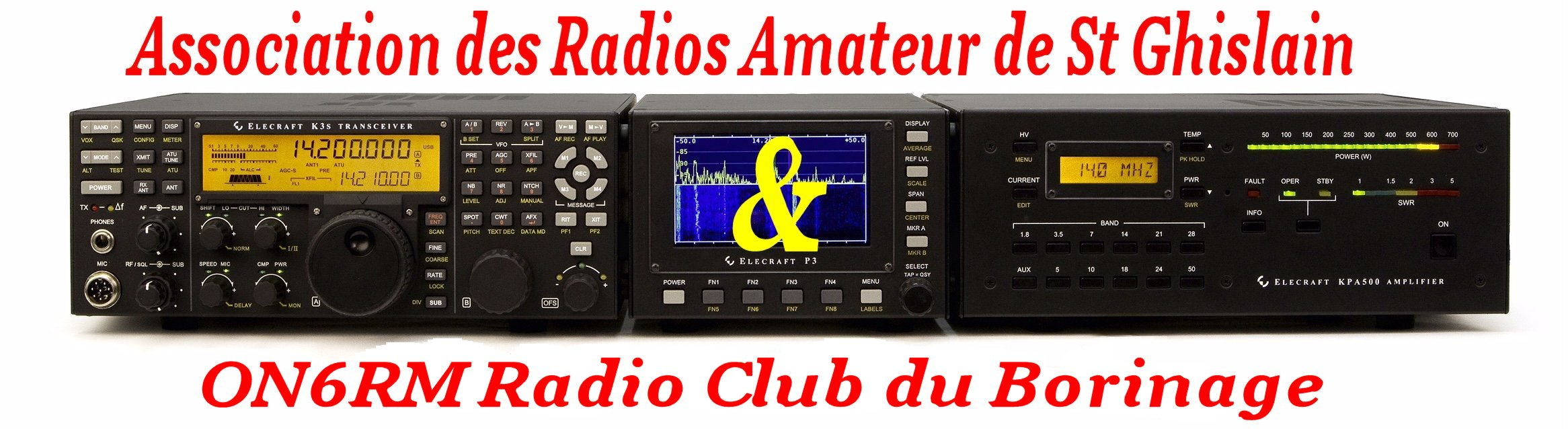 Radio club du Borinage