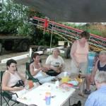 La famille des OM's reunies