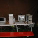 Matériel informatique pour la SSTV