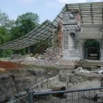ruines du Château du 16e siècle