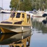 Le bateau de ON6FS
