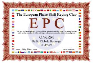 ON6RM-EPC