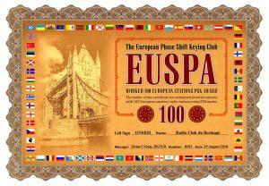 ON6RM-EUSPA-100