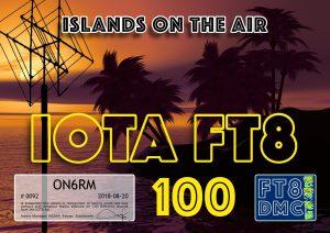 ON6RM-IOTA-100